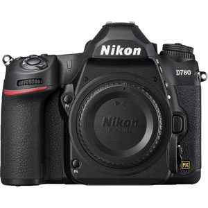 Nikon D780 DSLR Camera Body only - 2 Year Warranty - Next Day Delivery